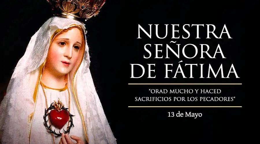 Resultado de imagen para Nuestra Señora de Fátima