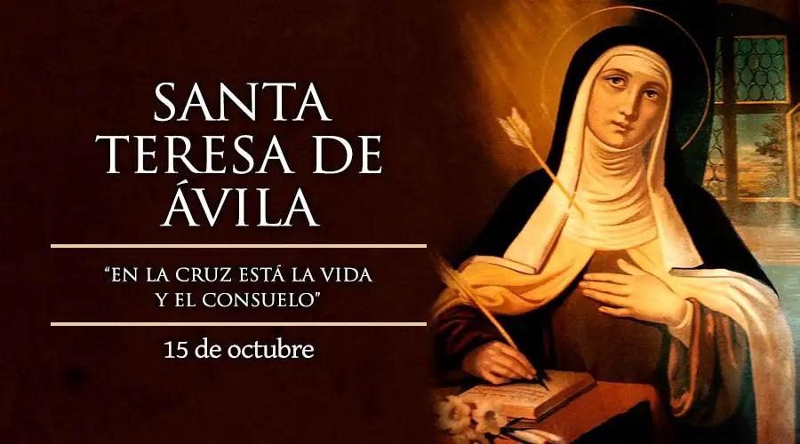 Resultado de imagen para Santa Teresa de Ávila