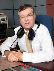 Joe Duffy from RTÉ's Liveline. Photo: RTE.ie