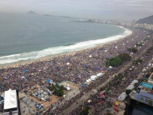 World Youth Day 2013, Río de Janeiro