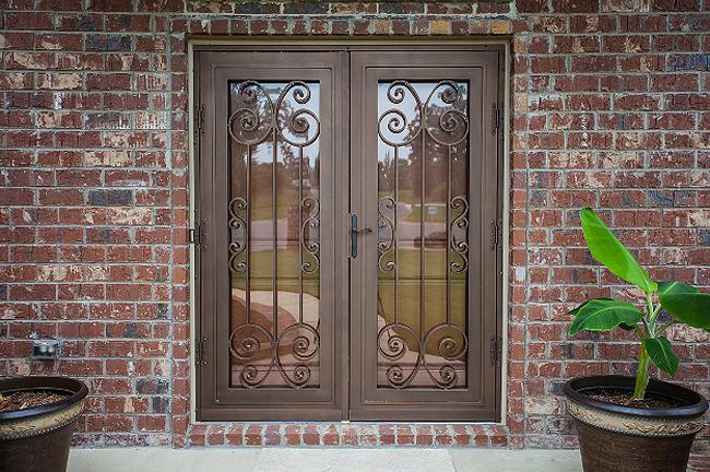 Aci Supply Co Inc Doors Double Ironsecurity Doors And