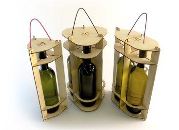Space Bottle holder