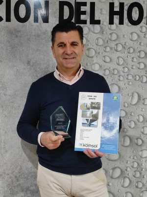 Después de conseguir Komsol Group en 2020 el premio M&A Today Goblal Awards 2020 como los Mejores Especialistas Profesionales en Impermeabilización, este año hemos vuelto a conseguirlo.