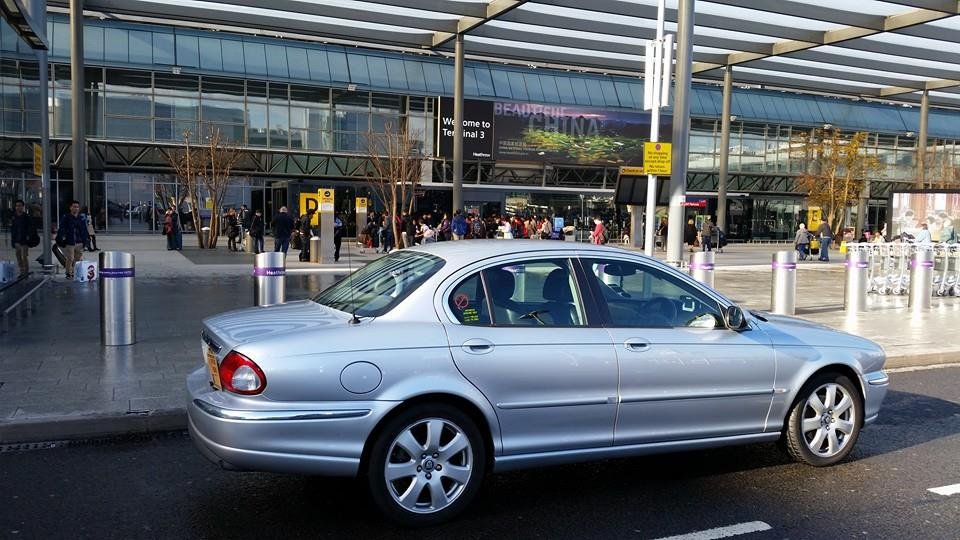 A Class Drivers Airport Transfer At Heathrow