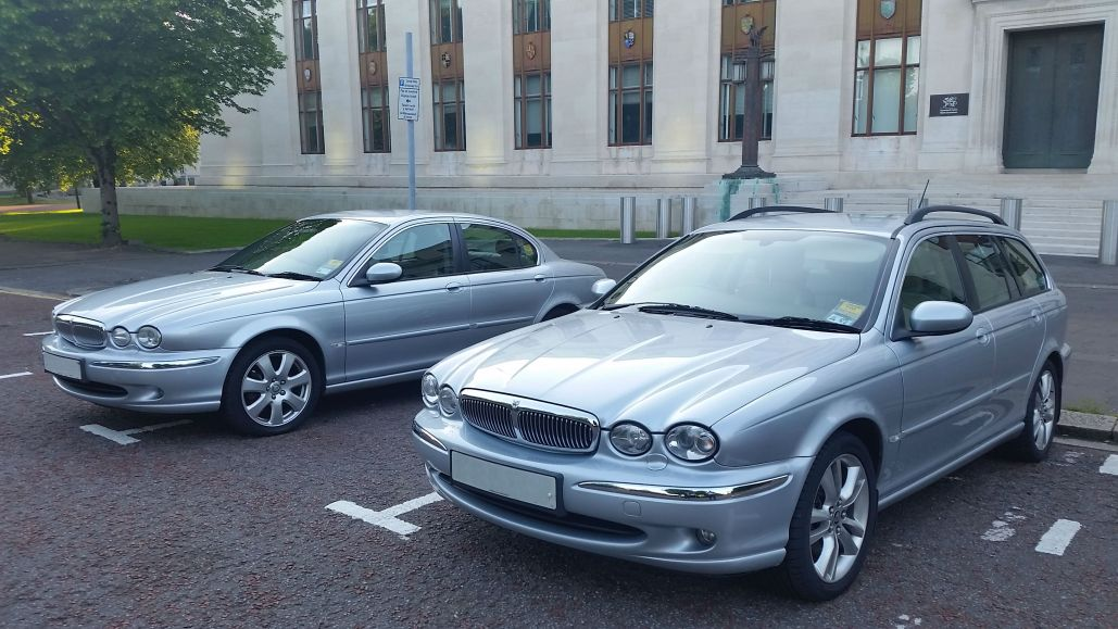 A Class Drivers In Cathays Park