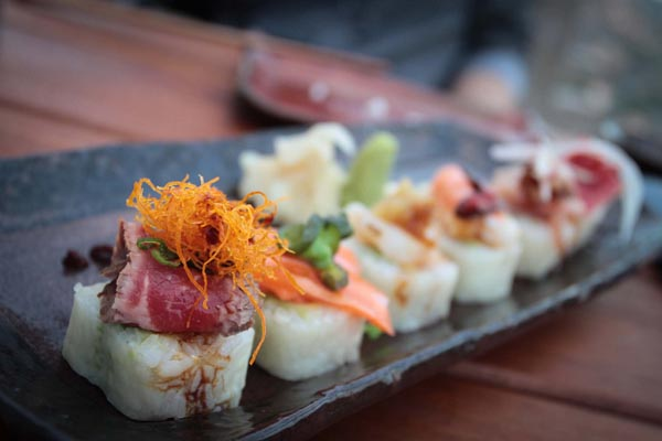 Just another excuse to DINE OUT… 6.5 years and SUSHISAMBA
