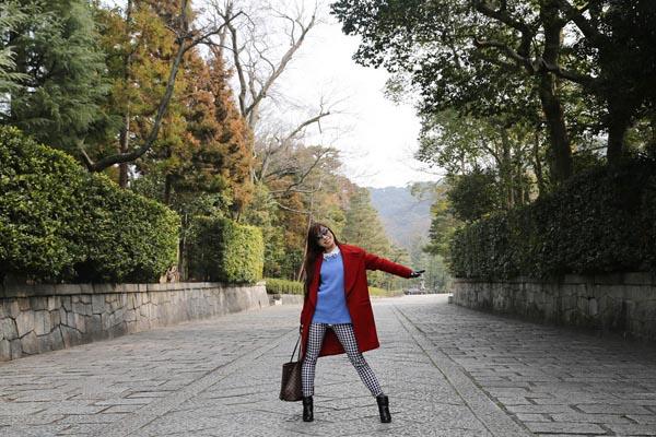 Live the World – Kyoto (Fashion)