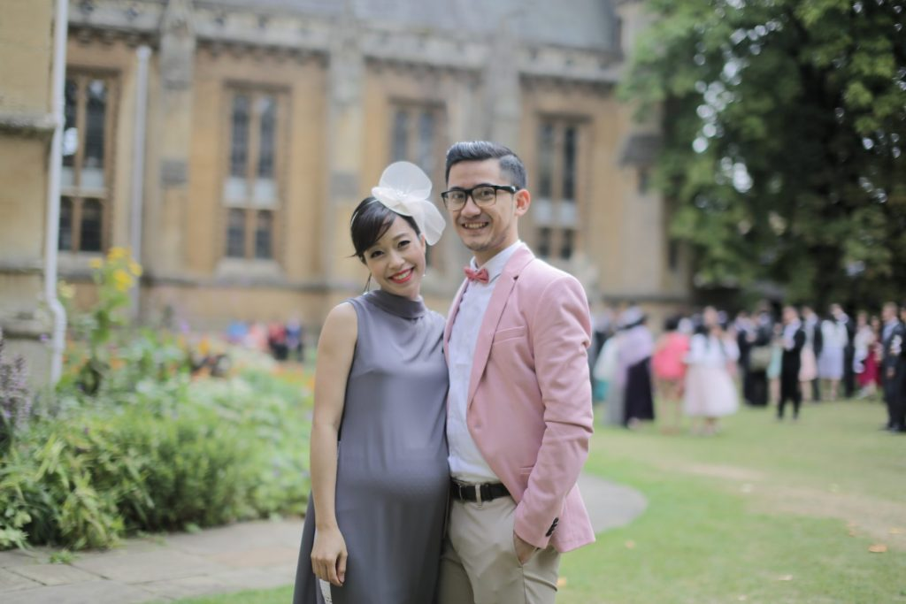 A lovely weekend in Oxford…