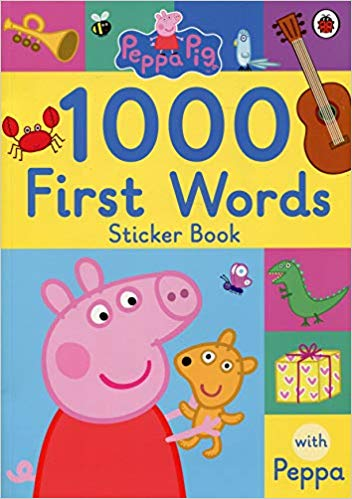 Peppa: First 1000 words