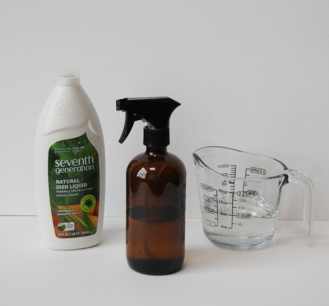 How to deep clean your shower, chemical-free! DIY shower cleaner recipe gets rid of dirt and soap scum