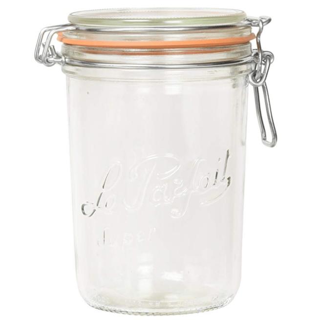 Woocommerce Product - Wide Mouth Le Parfait Jar