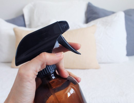 DIY Natural Linen Spray
