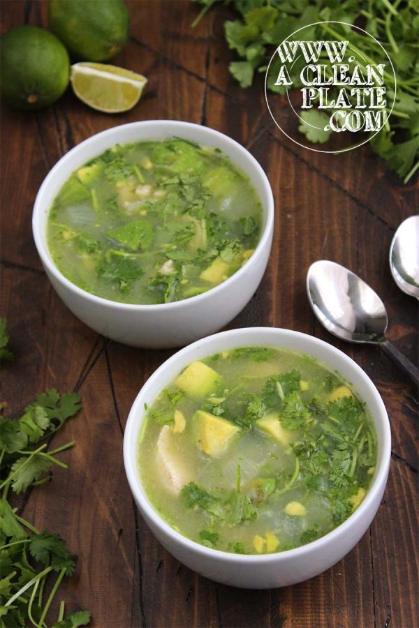 Avocado Soup | A Clean Plate