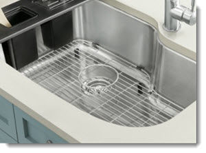 home cleaning hacks stainless steel