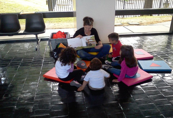 Start With a Story – Alameda County Library Foundation