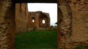 Interno Basilica Normanna di Santa Maria della Roccella (Parco Scolacium) - Roccelletta di Borgia (CZ)