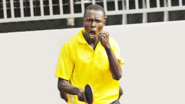 Nigeria is fast becoming Africa's table tennis hub, says Ghana's Derek Abrefa