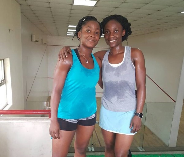 Squash: Four Nigeria players off to Zimbabwe for international open