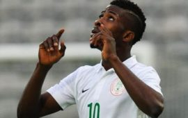 IHEANACHO IS THE KEY –Taribo West