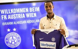 Alhassan Ibrahim joins Austrian Wien on loan