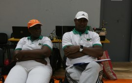 Volleyball WC qualifiers: 'We knew it wouldn't be easy playing Nigeria' –  Ivory Coast coach Akaele Philippe