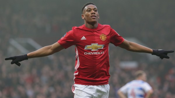 Anthony Martial not leaving United anytime soon