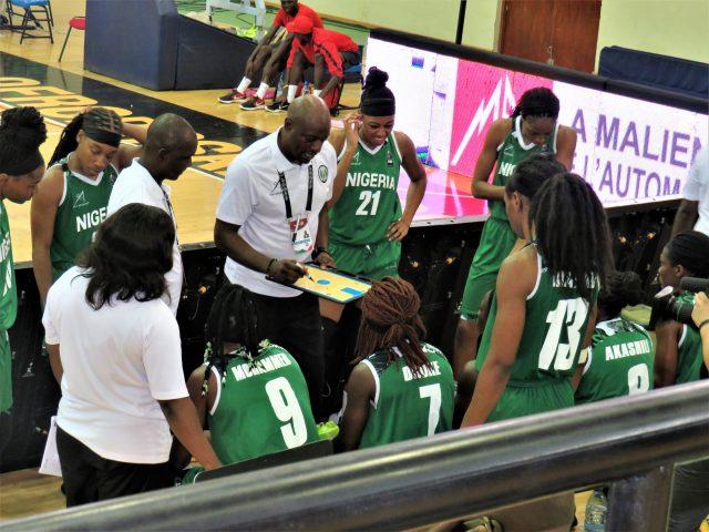 FIBAWWC: NBBF sack Vincent D'Tigress head coach