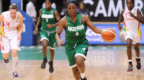Vincent confident about D'Tigress chances as team arrive Bamako
