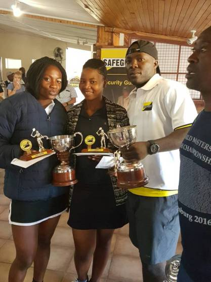 Squash: Nigeria's Sodiq, Yemisi wins Zimbabwe Open Championships