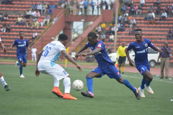 AITEO CUP: Rivers United, Enyimba are biggest casualties