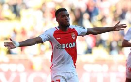 Liverpool bid for Arsenal target Thomas Lemar
