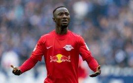 Liverpool confirm Keita's transfer