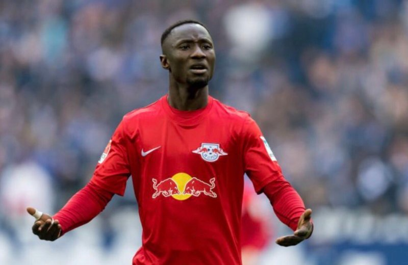 Liverpool confirm Keita's transfer