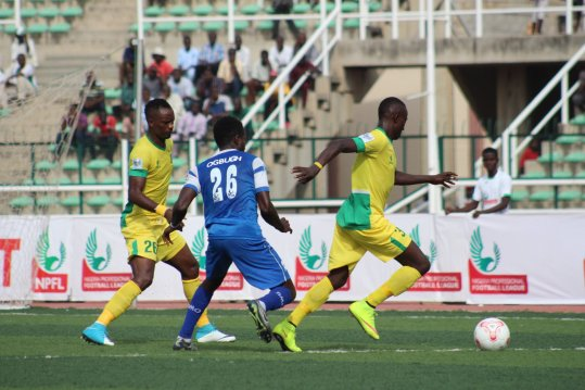 NPFL Match Day 33 Preview: Battle rages at the top and bottom