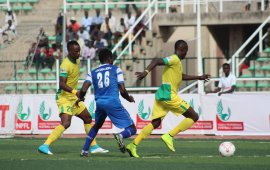 NPLF rematch: Ali's brace leaves United in fight for safety