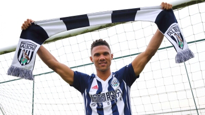 DONE DEAL: Kieran Gibbs signs for West Brom, pens emotional goodbye to Arsenal