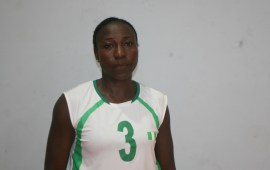 """Volleyball WC qualifiers: Nigeria's Ladi Jalmet says """"we need early camping"""""""