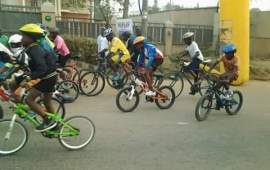 Cycling inclusion to National Youth Games excites Rivers Cycling coach
