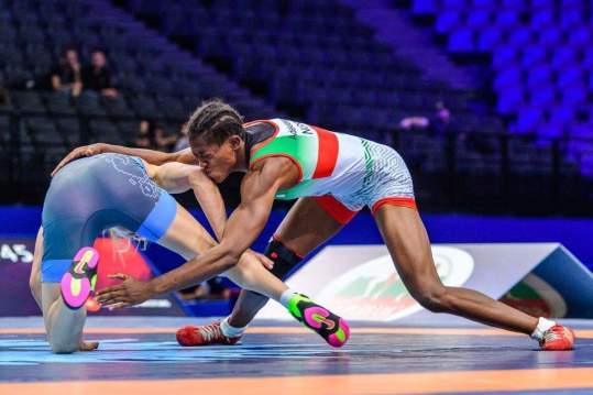 Wrestling: Nigeria wins first World Championship silver