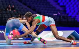 Wrestling: Nigeria wins first World Championship silver