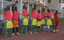 """""""We played with 3 policemen""""! Go Round Coach laments after league loss"""
