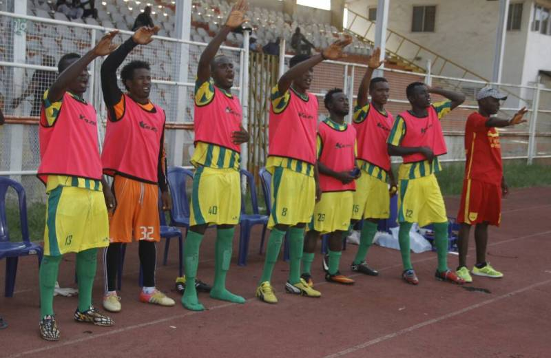 """We played with 3 policemen""! Go Round Coach laments after league loss"
