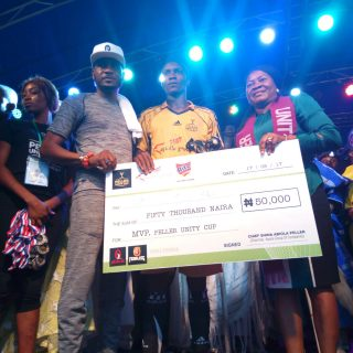 Peller Unity Cup wrap up - awards2
