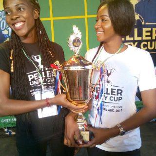 Peller Unity Cup wrap up - trophy2