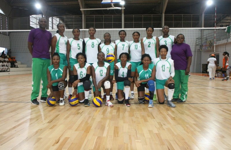 Volleyball: Male team pruned to 21 players, female team registered.