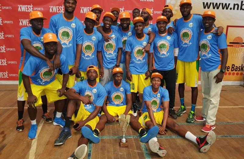 Kwara Falcons emerge champions of Atlantic Conference six playoffs