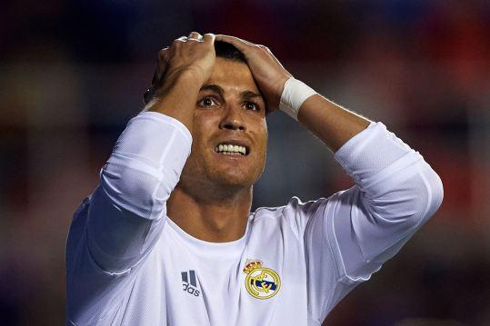 Spanish Super Cup: Ronaldo set for lengthy ban