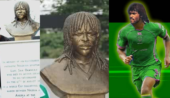 Remembering Sam Okwaraji, 30 Years On