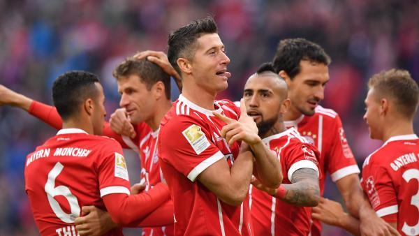 Bundesliga Preview: Bayern welcome Wolfsburg