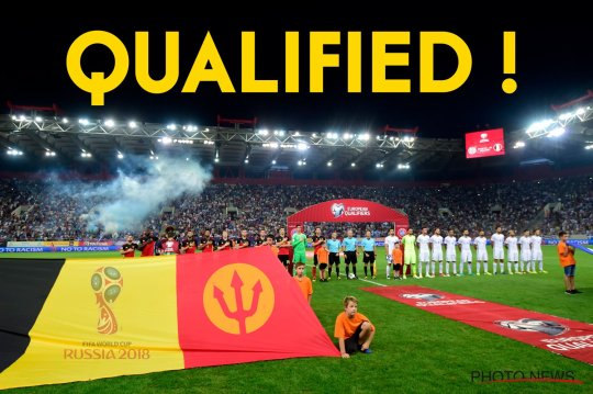2018 WCQ: Belgium through to Russia, as France struggle